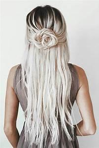 Schöne Frisuren Für Lange Haare : sch ne haarfrisuren f r jeden anlass ~ Frokenaadalensverden.com Haus und Dekorationen