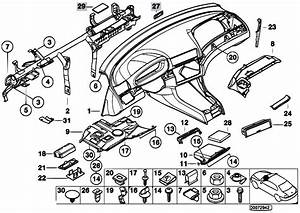 Original Parts For E46 318i M43 Touring    Vehicle Trim
