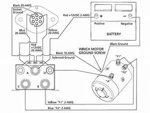 Warn Winch 8274 Wiring Diagram Picture