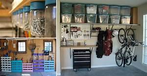 Idée Rangement Garage : 22 id es et astuces pour avoir un garage bien organis ~ Melissatoandfro.com Idées de Décoration