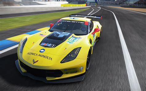 project cars  corvette cr previews virtualrnet