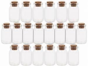 Flaschen Mit Korken : alsino 40 st ck glasfl schchen mit korken gf 01 set leere mini glas flaschen schnapsflaschen ~ Eleganceandgraceweddings.com Haus und Dekorationen