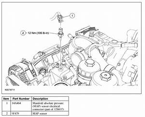 ford f350 super duty engine diagram ford auto wiring diagram With smart car map sensor
