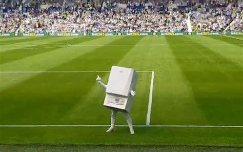 West Brom Mascot Boiler