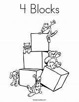 Blocks Coloring Pages Square Preschool Rectangle Abc Block Shape Drawing Letter Getcolorings Getdrawings Printable Print Colorings sketch template