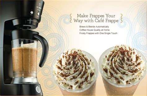 amazoncom  coffee bvmc fm  ounce frappe maker