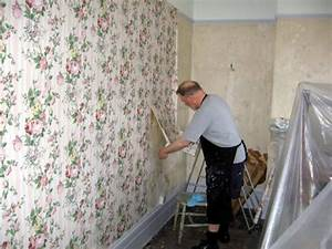 The Best Way To Remove Old Wallpaper