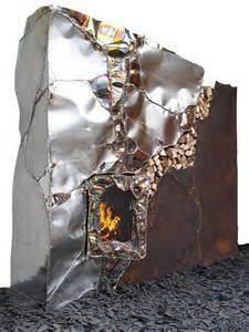 designer kamine kaminverkleidungen direkt vom metall künstler kaufen gahr