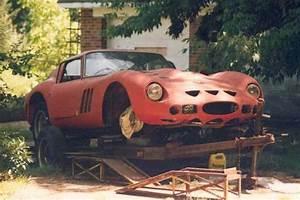 Ferrari 250 Gto A Vendre : ferrari 250 gto non vous ne r vez pas c 39 est bien une ferrari 250 gto abandonn e au bout d 39 un ~ Medecine-chirurgie-esthetiques.com Avis de Voitures