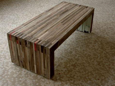 conception et production d une table basse mat 233 riaux lamell 233 coll 233 de bois brut provenant de