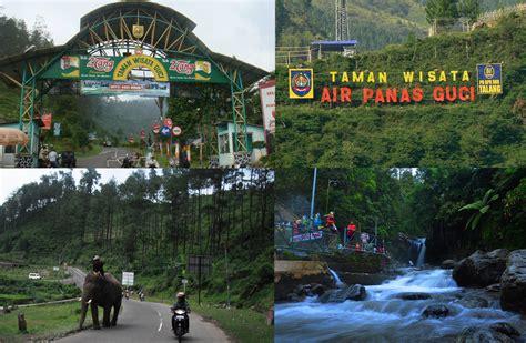 tempat wisata dekat guci area wisata asia