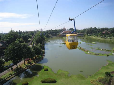 skylift taman mini indonesia indah kids holiday spots liburan anak informasi event