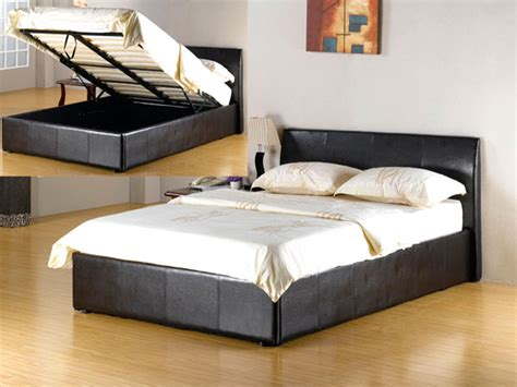 Contemporary Black Bookcase by Full Size Platform Bed With Storage Minimalist Bedroom