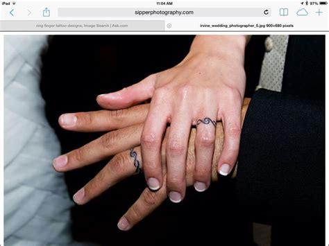 celtic wedding ring tattoo wedding wedding band tattoo wedding tattoos tattoos