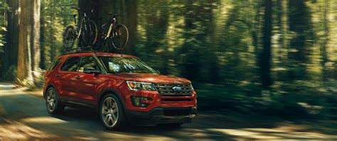 ford explorer exterior color options