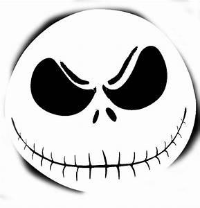 Halloween, Pumpkin, Carving, Stencils, The, Nightmare, Before, Christmas