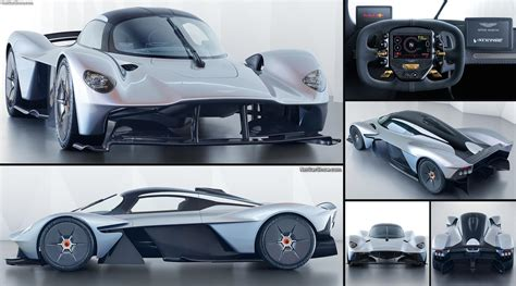 aston martin valkyrie  pictures information specs