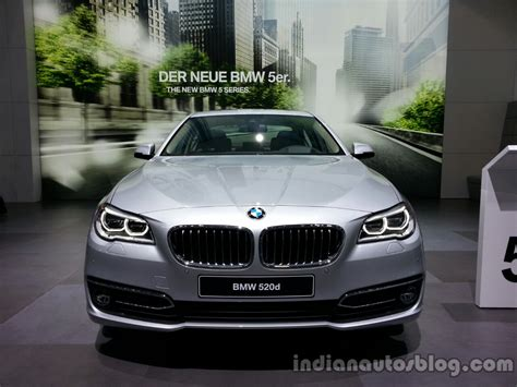 New Gen Zf 8hp 8speed Transmission Debuts In The Bmw 520d