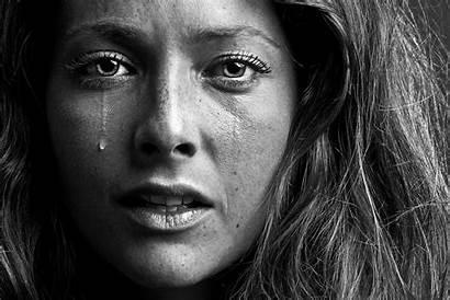 Tears Portrait Sadness