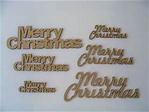 merry christmas wooden mdf blank sign word letter With merry christmas wooden letters