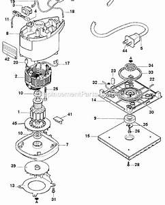 Black And Decker 4008 Parts List And Diagram