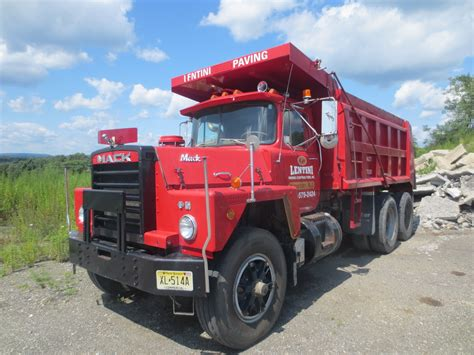 mack volvo trucks mack classic mack truck collection