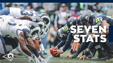 stats rams edge   seahawks
