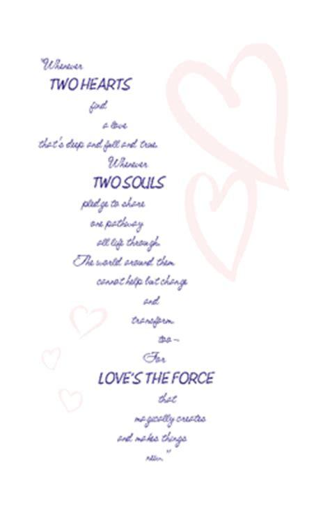 hearts  souls wedding printable card blue