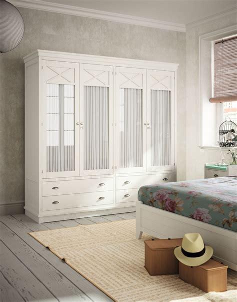armario lacado blanco muebles marian