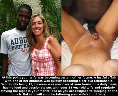 My New Interracial Cuckold Wife Captions 12 Pics Xhamster
