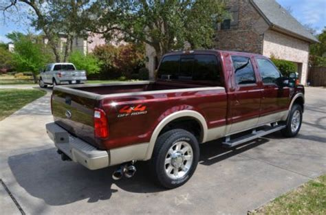 Buy used 2009 Ford F250 Super Duty Lariat King Ranch 156