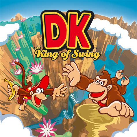 King Of Swing Dk King Of Swing Boy Advance Juegos Nintendo