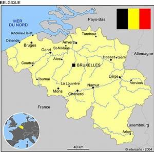 Carte Du Monde En Liège : bruxelles carte belgique voyages cartes ~ Melissatoandfro.com Idées de Décoration