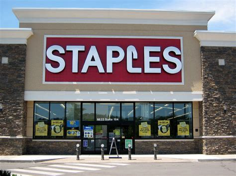 Business Staples Buys Office Depot Genheration