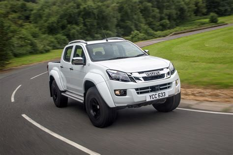 Isuzu D Max Picture by Isuzu D Max Arctic Trucks At35 Review Pictures Auto