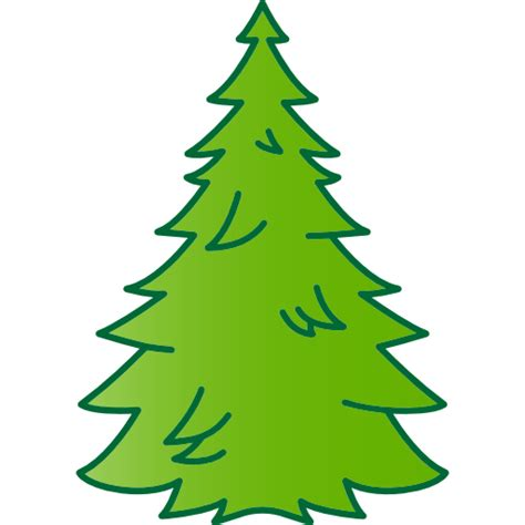 christmas tree free nature icons