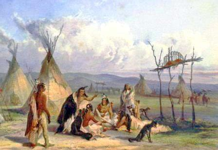 sioux tribe facts clothes food  history
