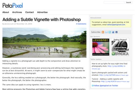 blogs      photography expert web
