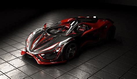 2016 Inferno Exotic Car