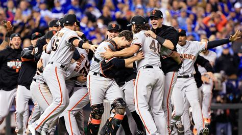 Bumgarner adds to World Series legend with brilliant ...