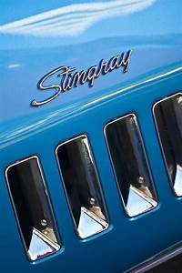 1969 Chevrolet Corvette Stingray Emblem