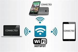 Wifi Hotspot Free From 3g  4g For Android - Free Download And Software Reviews