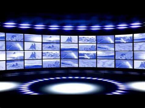 virtual tv news studio backgrounds bradley tv youtube