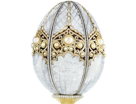faberge unveils  imperial egg   years daily
