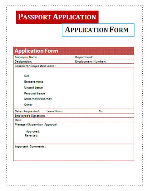 kenyan passport renewal form canadian passport application form with a dynamic qr code