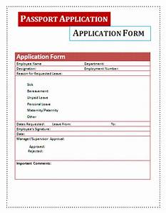 passport application form a to z free printable sample forms With documents i need to apply for a passport