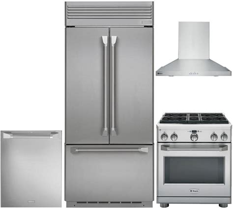 ge monogram  kitchen appliance packages appliances connection
