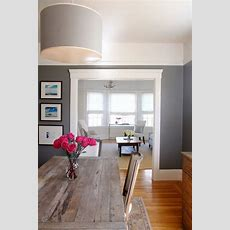 {jessica Stout Design} Paint Colors For A Dining Room