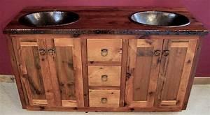 Minnesota Heritage Barnwood Vanity Barn Wood Furniture