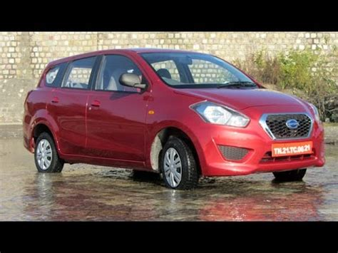 Datsun Go Wallpapers by Reasons To Buy Datsun Go Plus Mpv